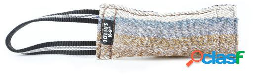 Julius K9 Motivador de Nylon y Algodon Rellenable con Velcro