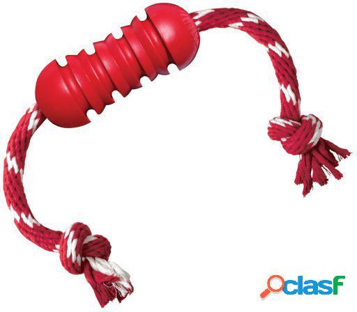 KONG Dental Kong con Cuerda Pequeña M