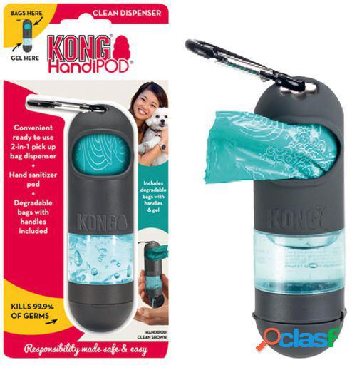 KONG Kong Handipod Dispensador De Gel Desinfectante 140 gr