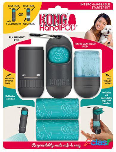 KONG Kong Handipod Starter Kit Intercambiable 265 gr