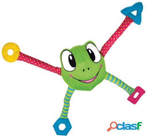 KONG Pouncearoo Frog para Gatos 68 gr