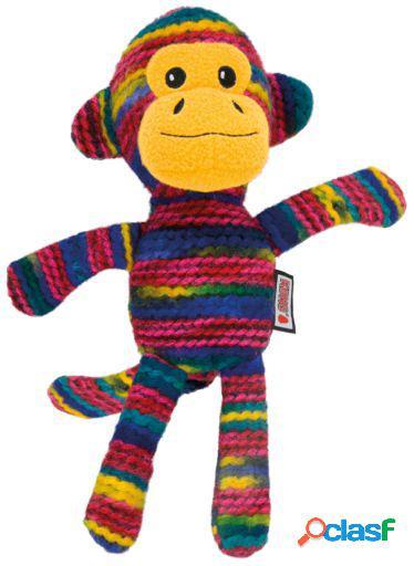 KONG Yarnimals Monkey para Perros 60 GR