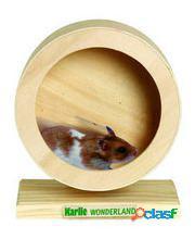 Karlie Flamingo Bogie wheel rueda de madera 15 cm wonderland