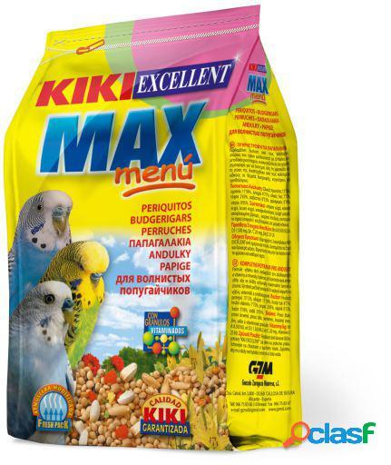 Kiki Max Menú para Periquitos 500 GR