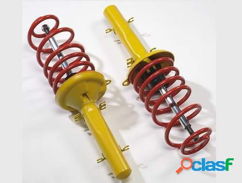 Kit de Amortiguadores + Muelles deportivos para Renault Clio