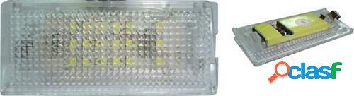 Kit luces de matricula de LEDs para BMW 3 E46 2drs 04-06