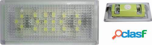 Kit luces de matricula de LEDs para BMW 3 E46 2drs 98-03