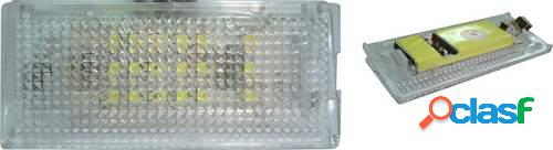 Kit luces de matricula de LEDs para BMW 3 E46 4drs 98-