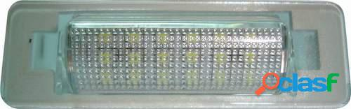 Kit luces de matricula de LEDs para Mercedes C W202 Sedan