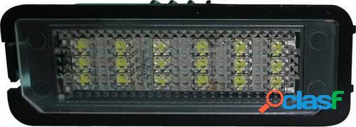 Kit luces de matricula de LEDs para VW Golf VI 10/08-