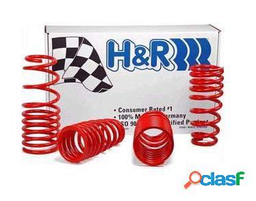 Kit muelles H&R -3 cm para Seat Ibiza 93-02