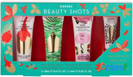 Korres The Beauty Shots Collection