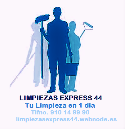 LIMPIEZAS EXPRESS 44 - Madrid