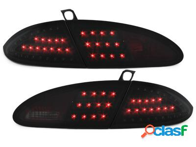 LITEC Focos Faros traseros LED Seat Leon 05-09 1P