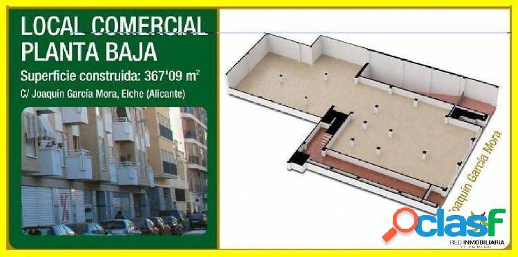 LOCAL COMERCIAL EN ZONA DE ALTA DENSIDAD - JUNTO
