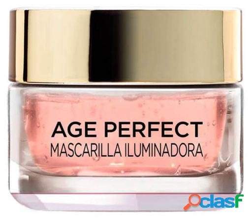 L'Oreal Paris Mascarilla Facial Iluminadora Age Perfect 50