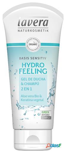 Lavera Gel ducha y Champú 2 en 1 Hydro Feeling 200 ml 200