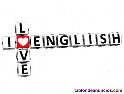 Lecciones de inglés desde casa
