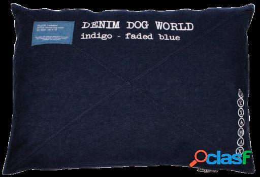 Lex & Max Cama Denim World Azul