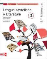 Libro lengua castellana y literatura 3 eso (3 trimestres).