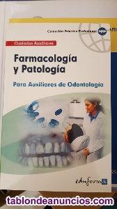 Libros para técnido de farmacia y parafarmacia.y técnicos
