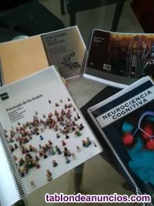 Libros varios libros psicologia uned y antropología