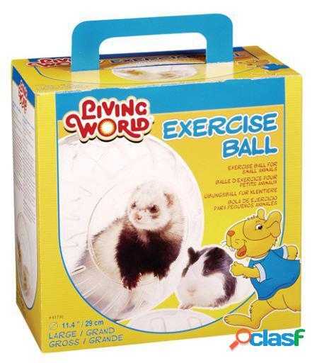 Living World Bola de ejercicio living world grande