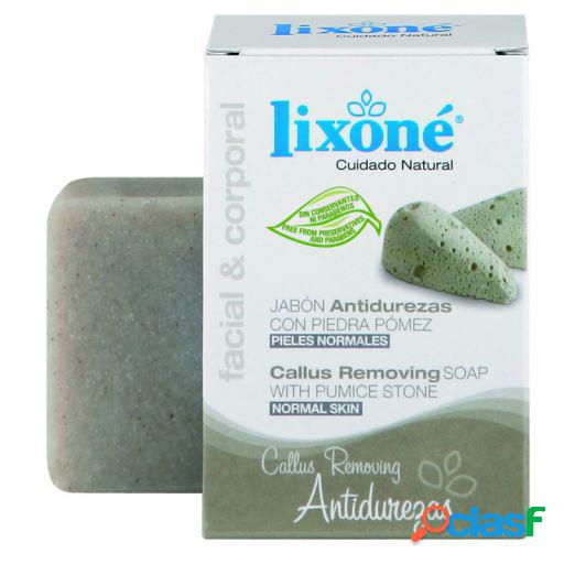 Lix Jabon Anti Durezas con Piedra Pomez 125 gr