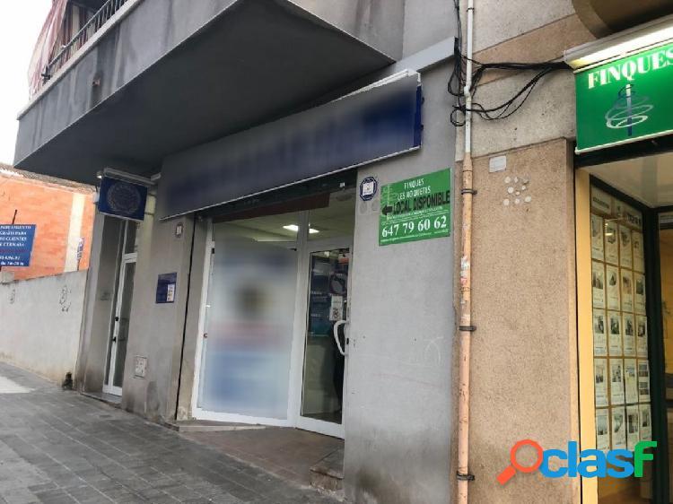 Local Comercial en alquiler o venta zona centro Les Roquetes