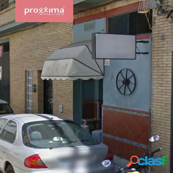 Local comercial a escasos minutos del centro de Sevilla.