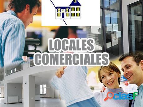 Local comercial acondicionado en San Claudio.
