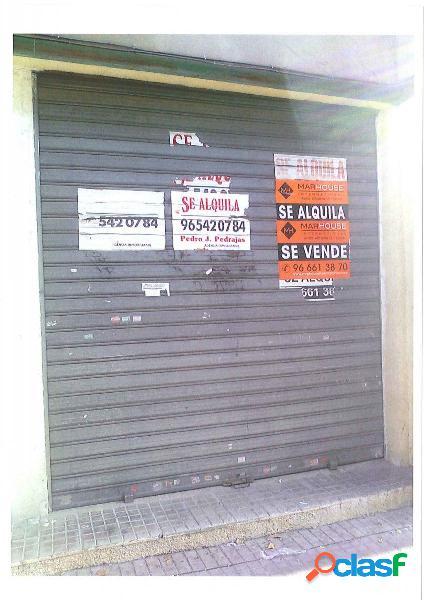 Local comercial en Elche zona Altabix, 207 m2