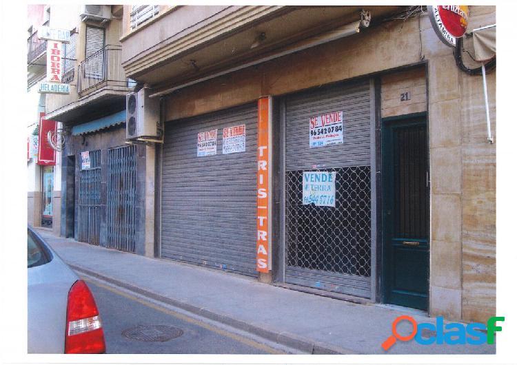 Local comercial en Elche zona Centro (Mercado Central), 130