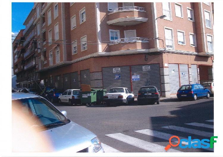 Local comercial en Elche zona Plaza Benidorm-Altabix 310 m2