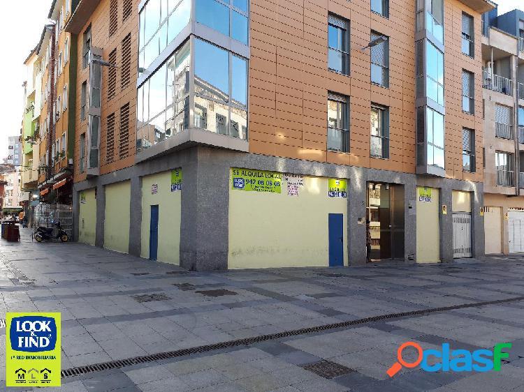 Local comercial en alquiler en el centro de Torrelavega