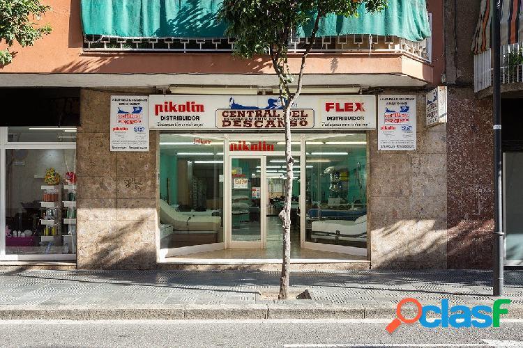 Local en Sant Adrià del Besós con muy buena Ubicación.