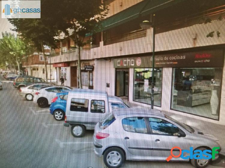 Local en alquiler. Zona centro de Ciudad Real. Calle Toledo