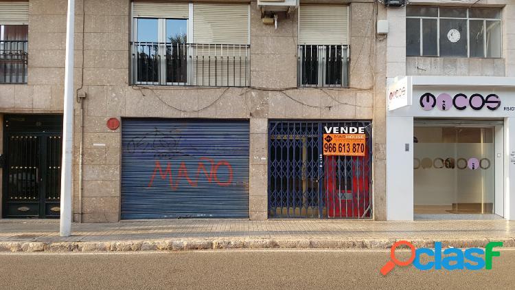 Local en venta en Avenida Juan Carlos I