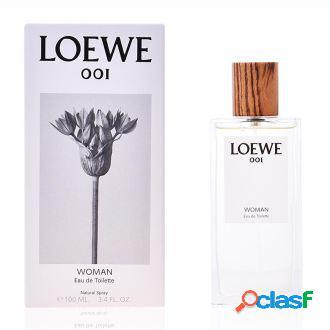 Loewe 001 Woman Eau de Toilette 100 ml 100 ml