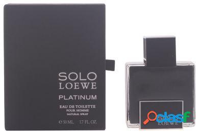 Loewe Solo Loewe Platinum Eau de Toilette 50 ml