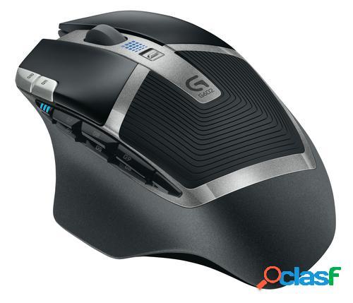 Logitech G602 ratón RF inalámbrico 2500 DPI mano derecha