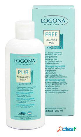 Logona Leche limpiadora free 200 ml 200 ml
