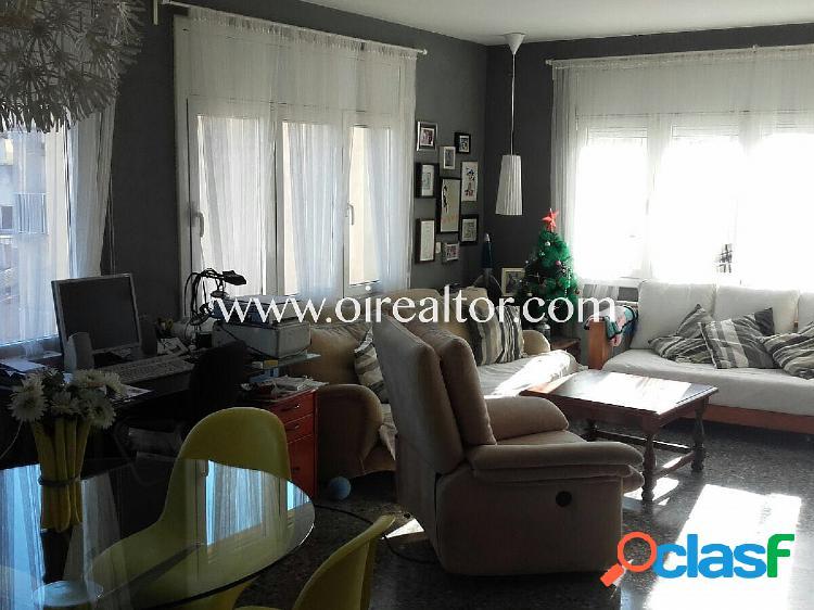 Luminoso piso en venta en el centro de Lloret de Mar