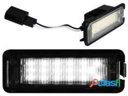 Luz matricula de LEDs para VW Scirocco III 09-