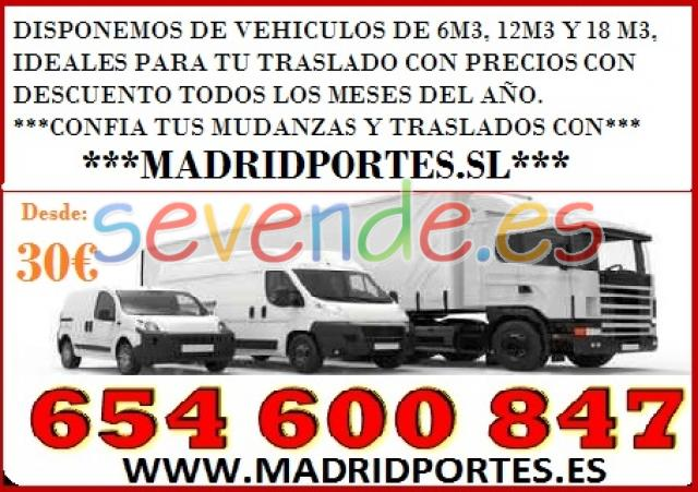 MIN PORTES BARATOS MADRID USERA SIMANCAS