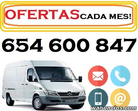 MUDANZAS MADRID+ DESMONTAJE MONTAJE *ECONOMICOS. - Madrid