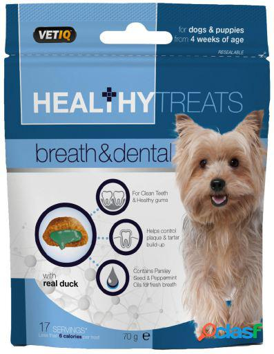 Mark & Chappell Snacks Breath&Dental Perros Y Cachorros 70R