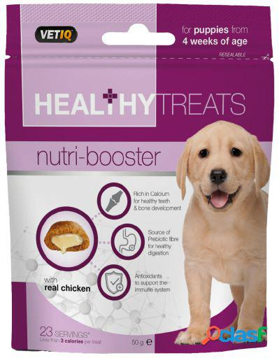 Mark & Chappell Snacks Nutri-Boosters Cachorros 50Gr 50 GR