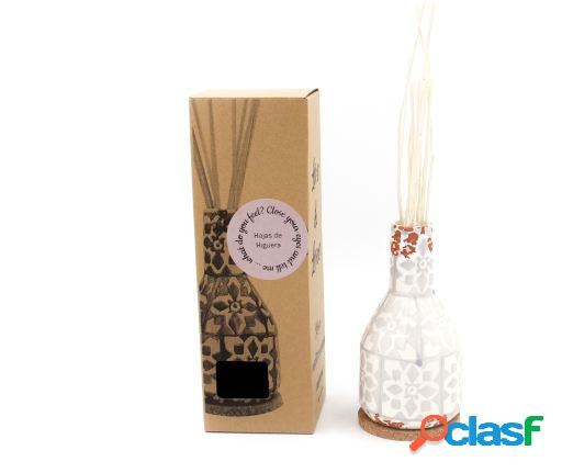 Mikado Eura cerámica 150ml Hojas de higuera