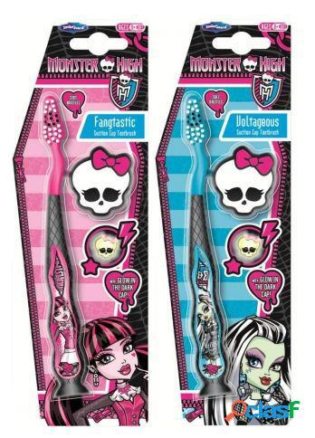 Monster High Cepillo Con Tapa